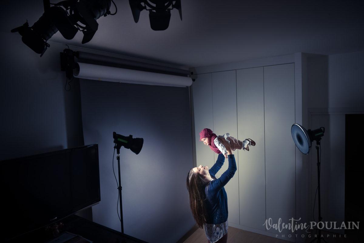 Studio photo - Valentine Poulain