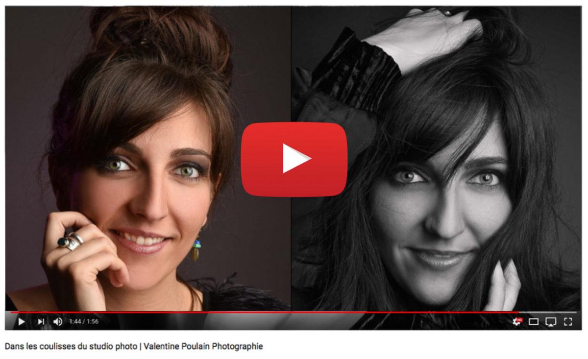 Video shooting photo studio - Valentine Poulain