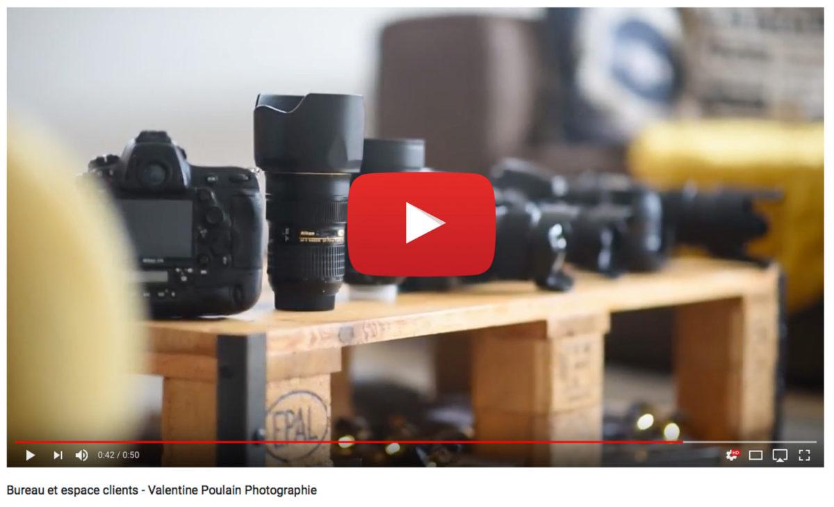 Video studio bureau - Valentine Poulain