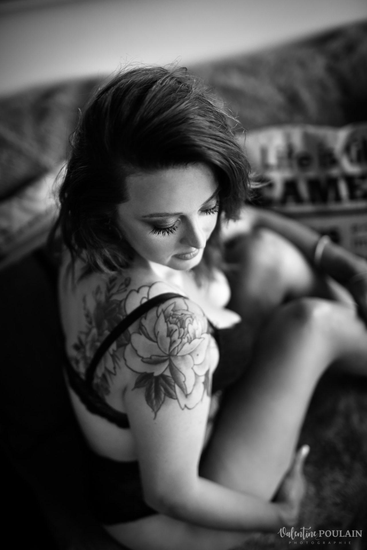 boudoir loft Michaelle - Valentine Poulain