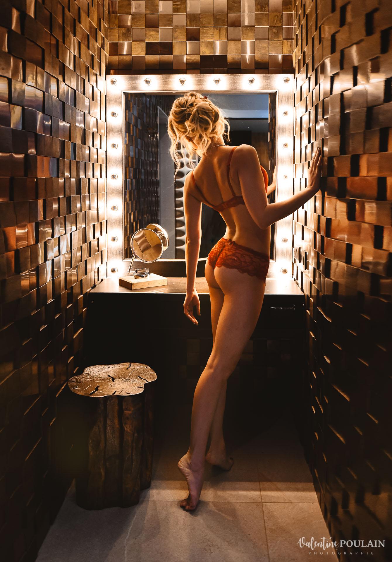 miroir boudoir Cheneaudière - Valentine Poulain