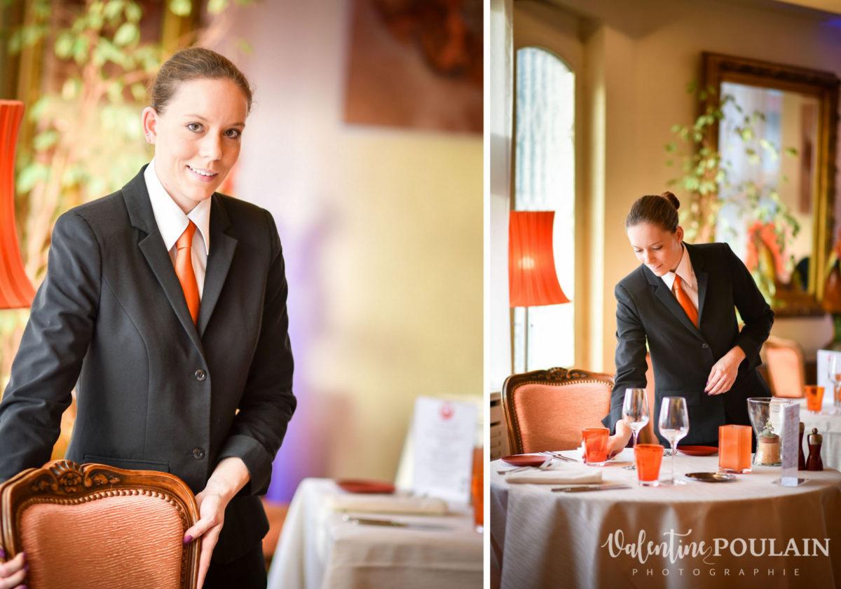 Shooting corporate La Palette Valentine Poulain réception