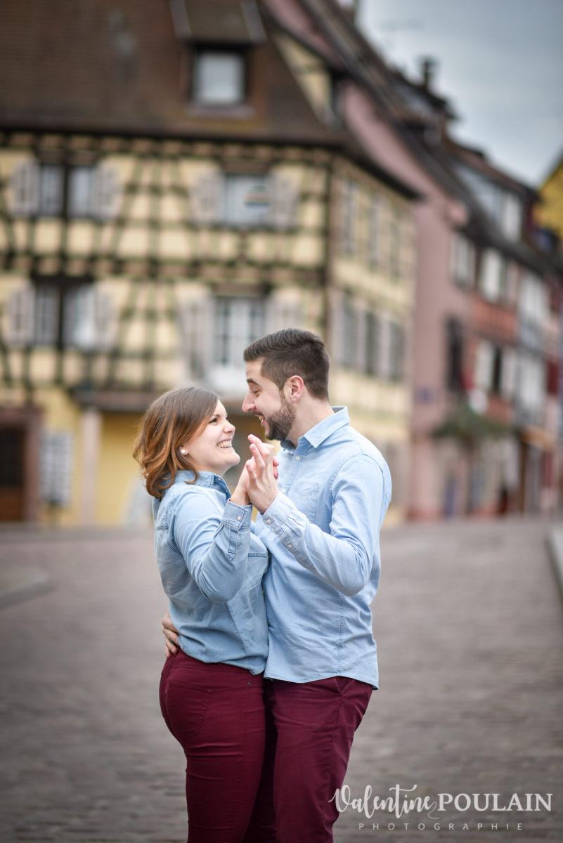 Shooting couple jeux enfants Colmar - Valentine-Poulain valser