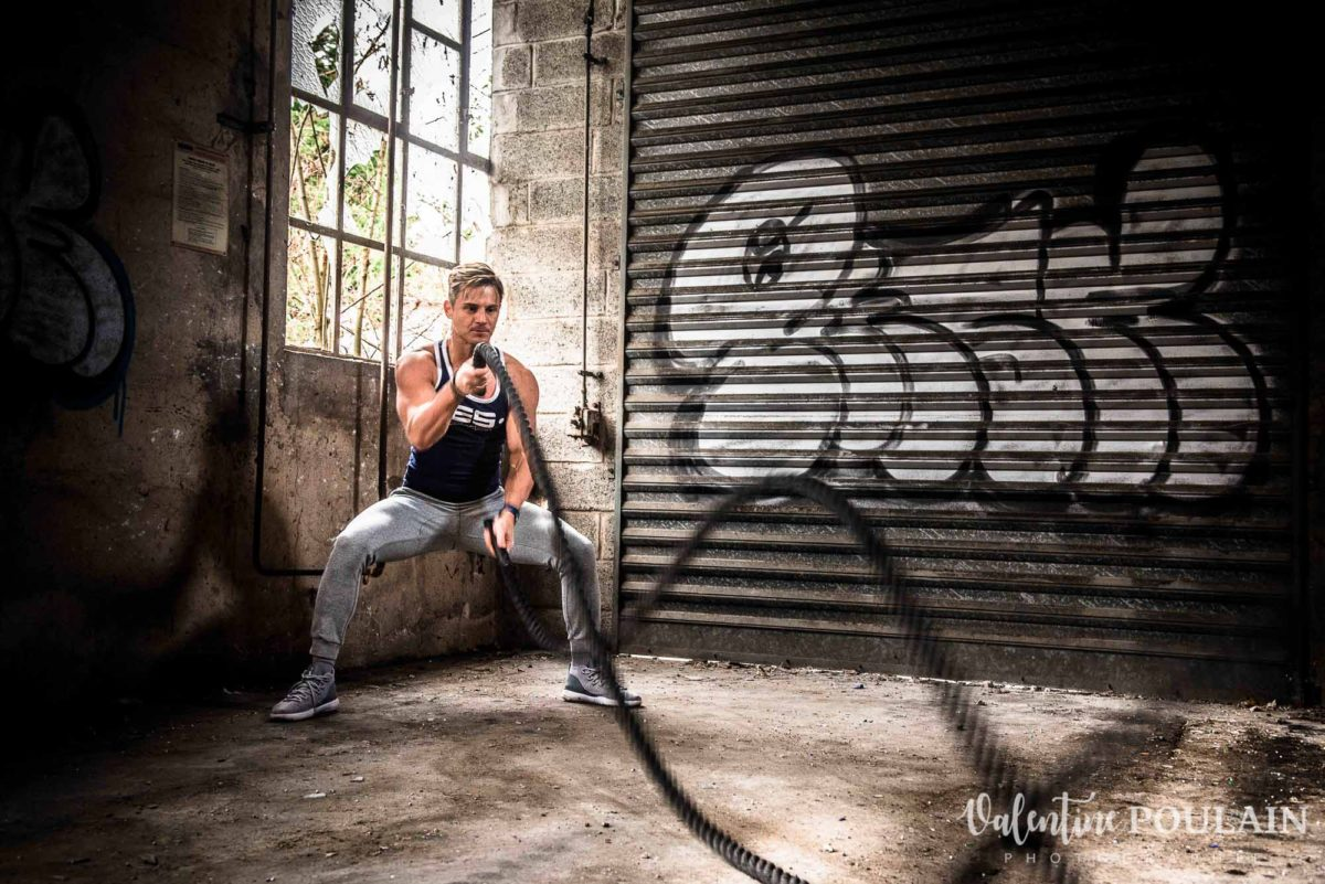Shooting sport Mathieu coach crossfit circuit corde