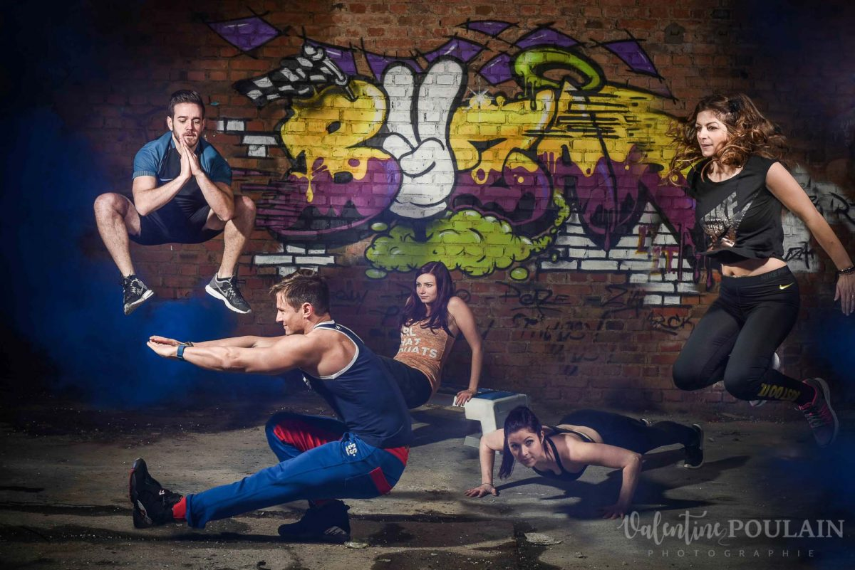 Shooting sport Mathieu coach crossfit circuit groupe