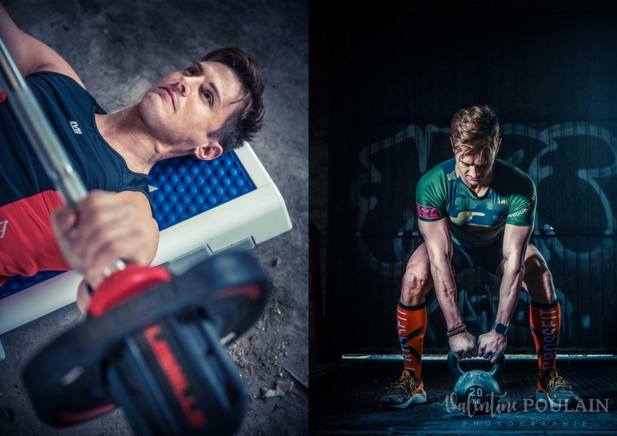 Shooting sport Mathieu coach crossfit poids