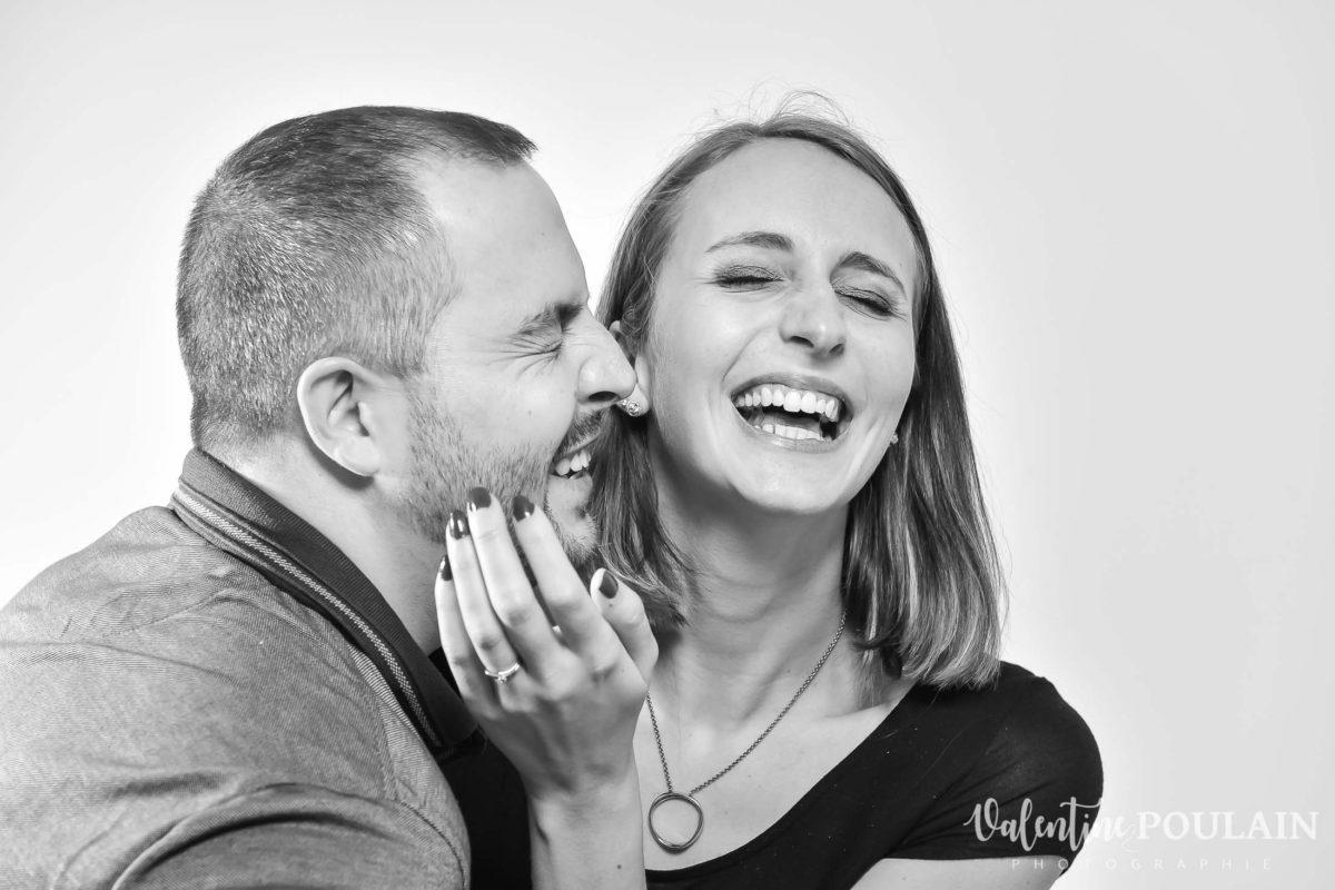 Photo fou-rire - Valentine Poulain