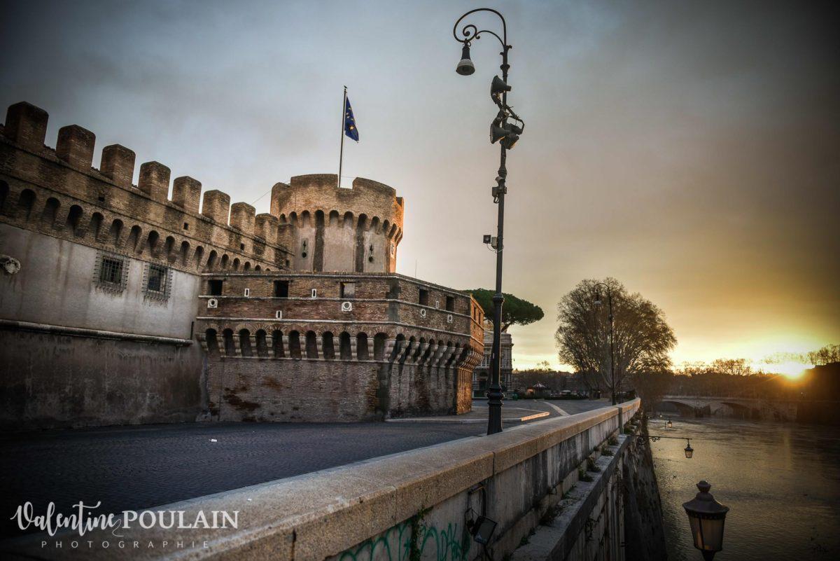 Rome Italie - Valentine Poulain Château St Anges