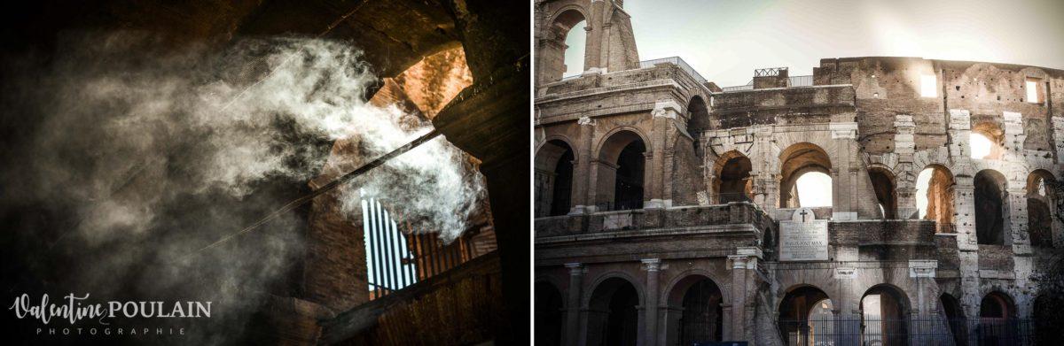 Rome Italie - Valentine Poulain Colisée