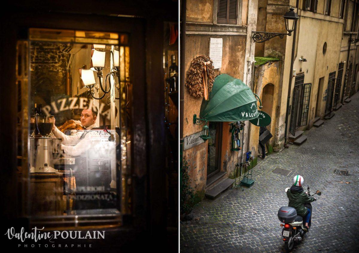 Rome Italie - Valentine Poulain ruelles