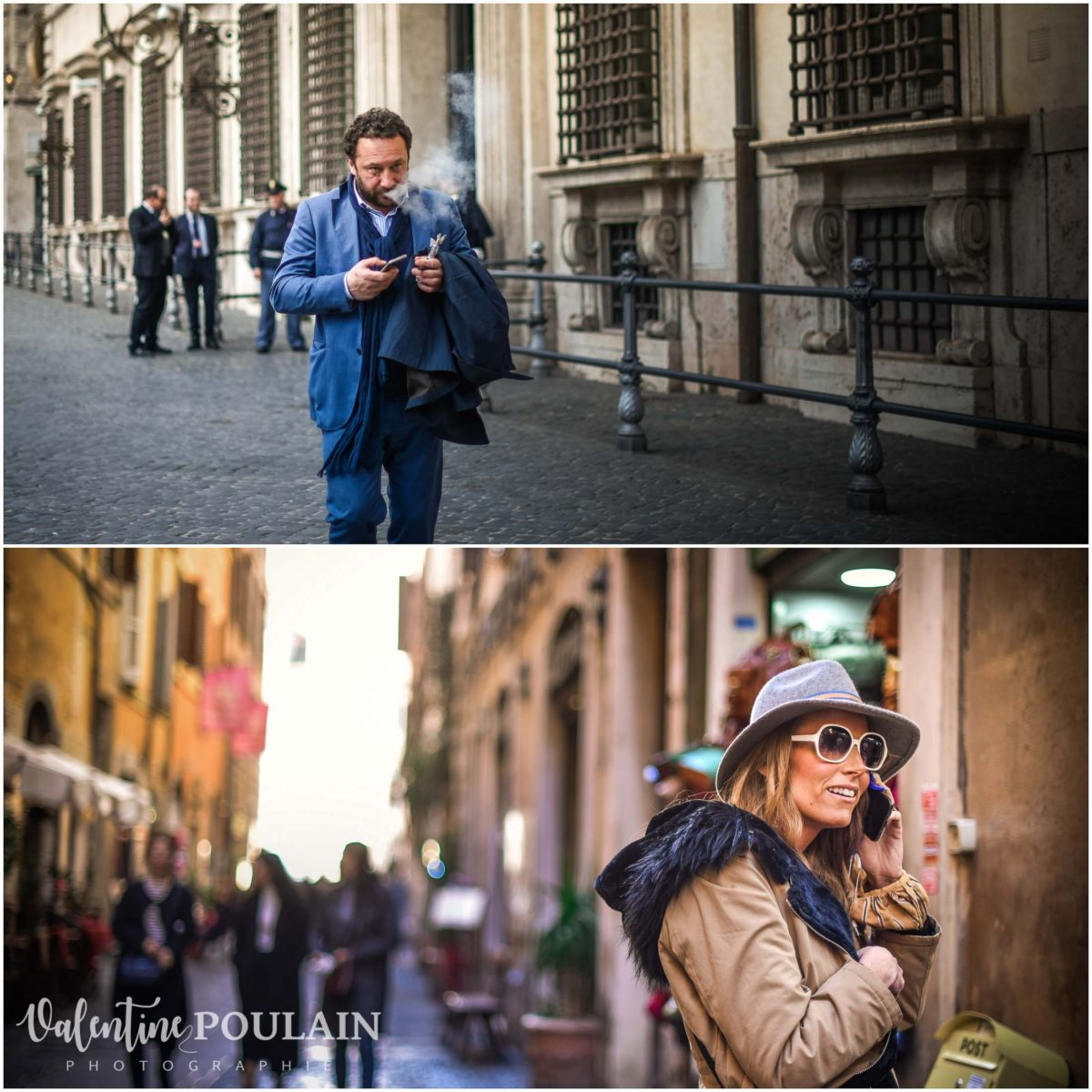 Rome Italie - Valentine Poulain street photography