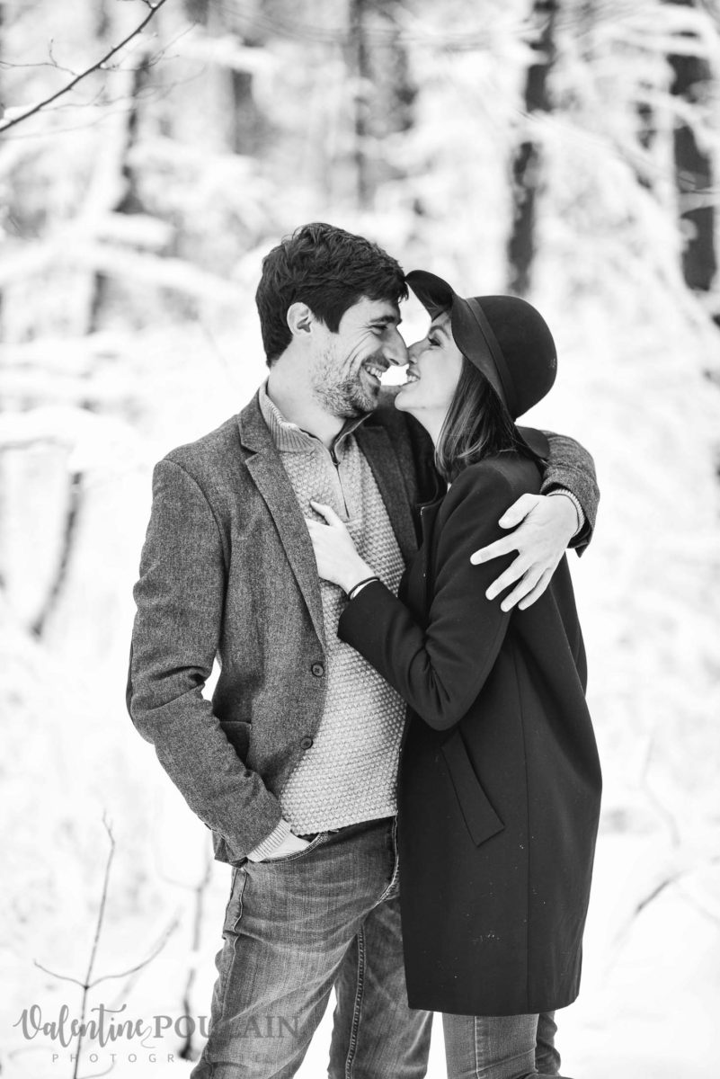 Shooting couple hivernal - Valentine Poulain vertical