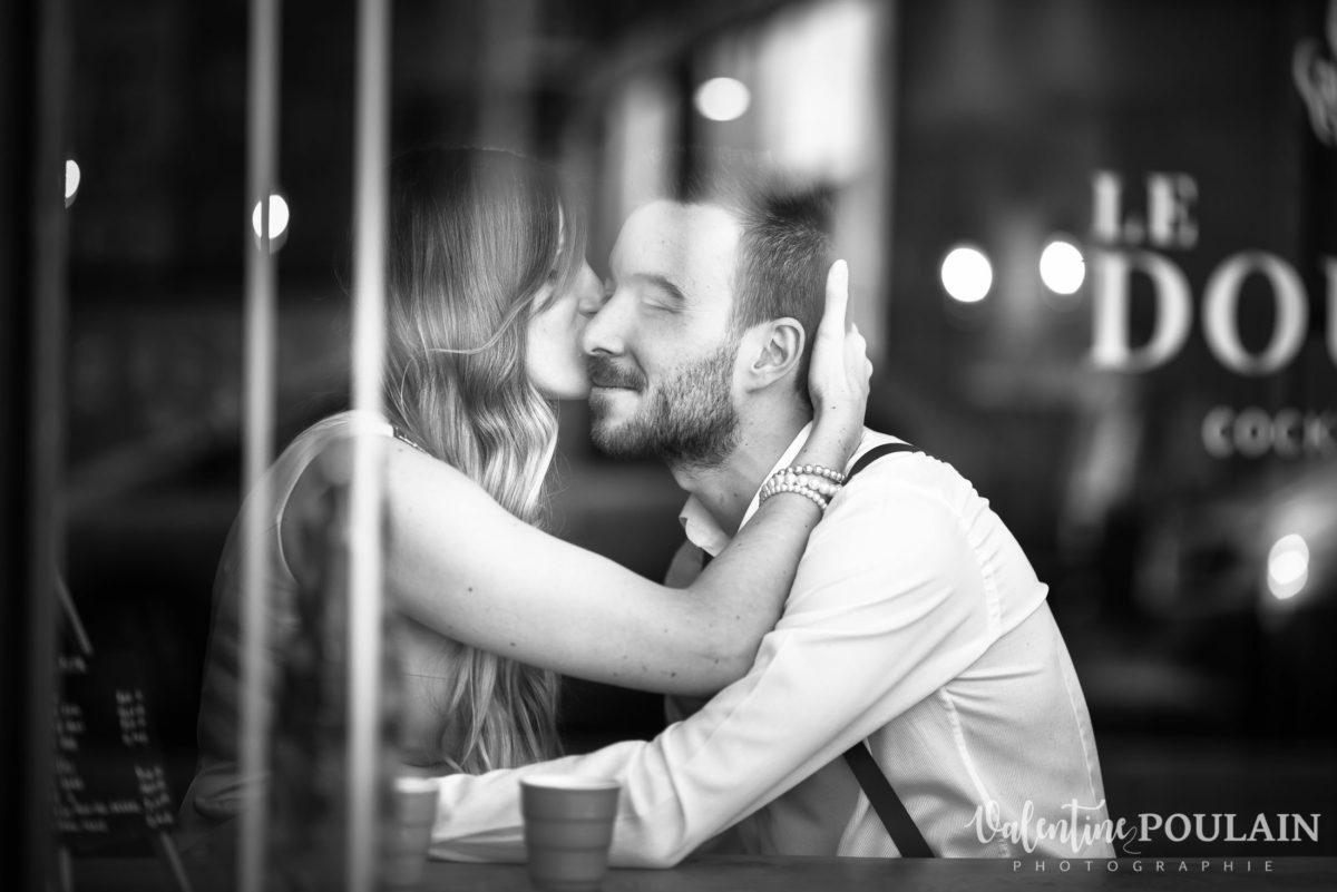 Shooting engagement demande mariage coucher OUI