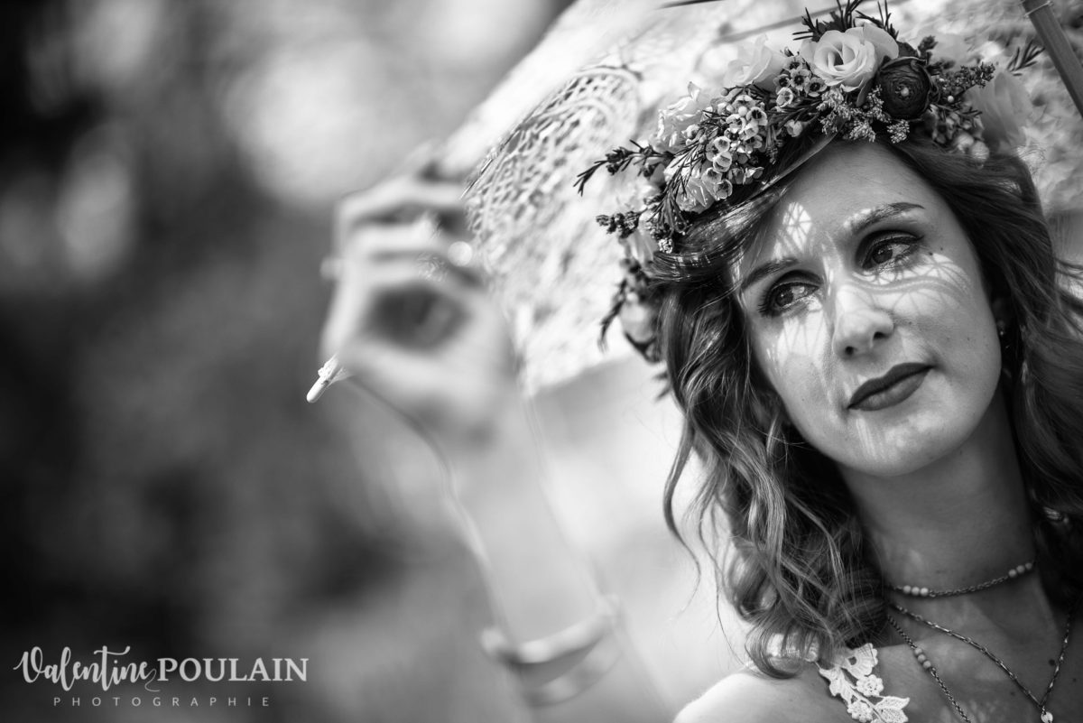 Mariage hippie funky - Valentine Poulain netb