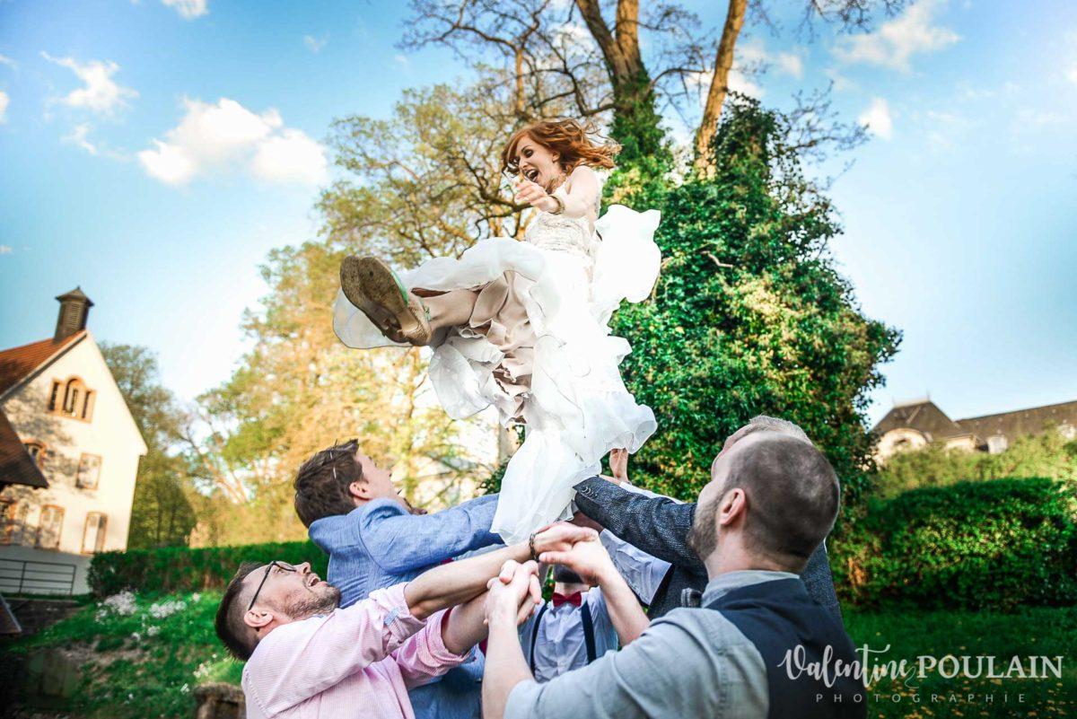 Mariage hippie funky - Valentine Poulain sauter