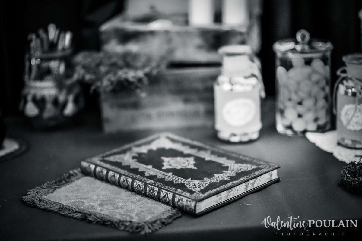 Mariage hippie funky - Valentine Poulain livre