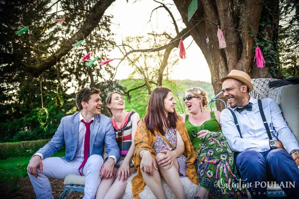 Mariage hippie funky - Valentine Poulain - lol