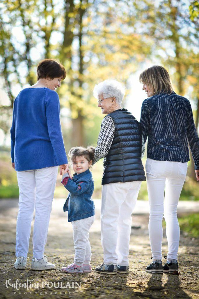 Regard 4 générations
