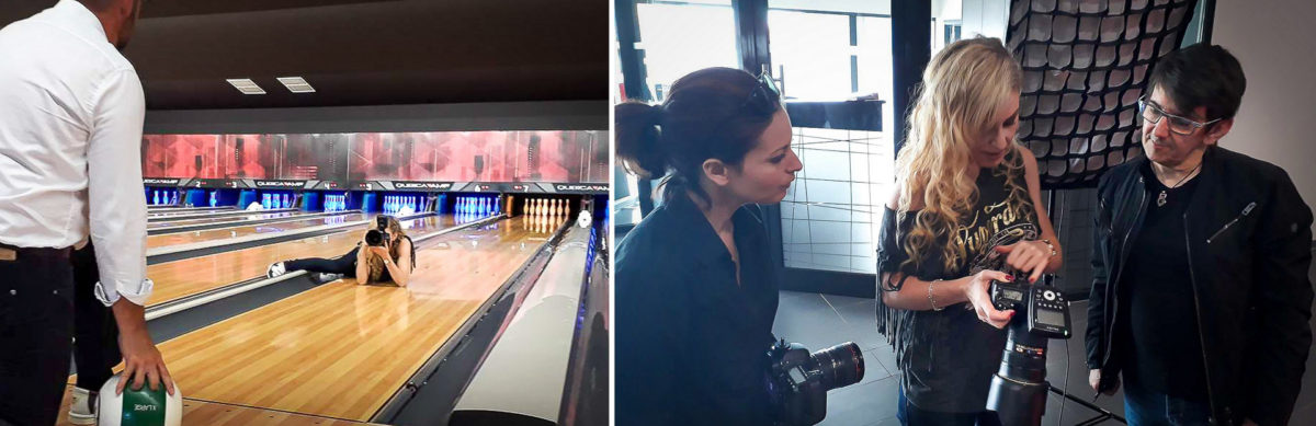 BTS agence communication - Valentine Poulain bowling