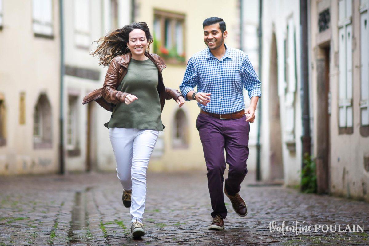 Demande mariage Colmar - Valentine Poulain profiter