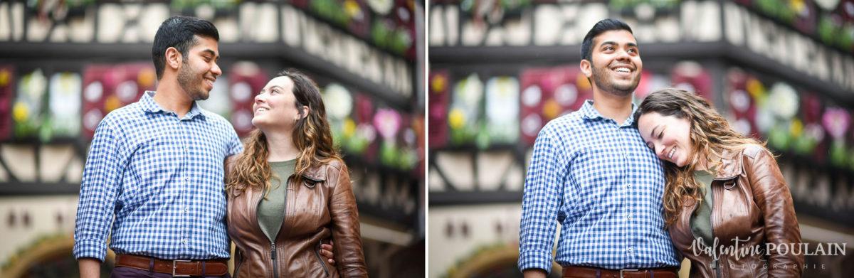 Demande mariage Colmar - Valentine Poulain sourire