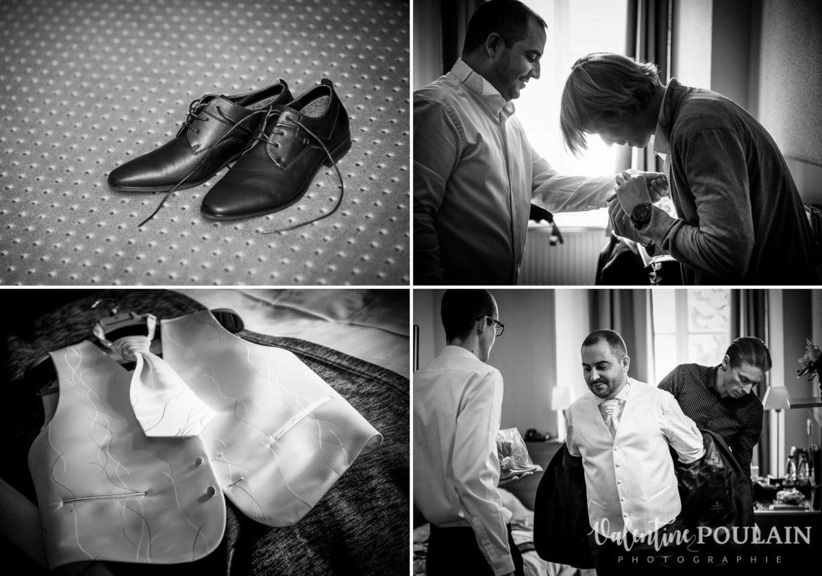 Mariage wedding planner détails
