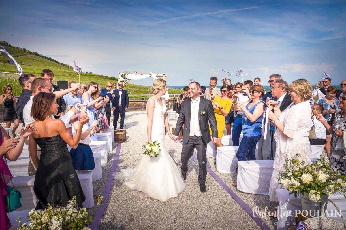 Mariage wedding planner Val-Vignes sortie