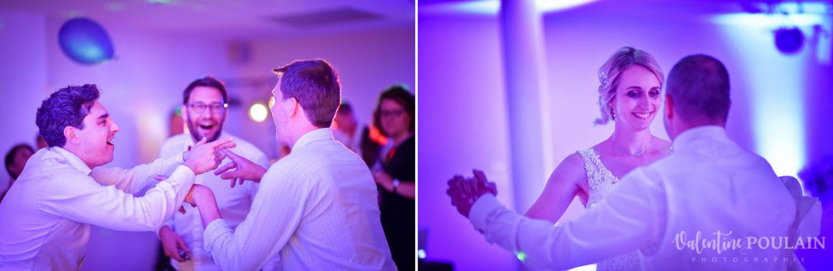 Mariage wedding planner danse