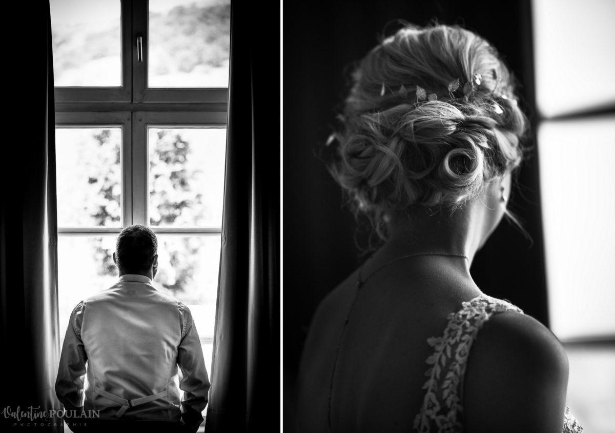 Mariage wedding planner - Valentine Poulain n&b