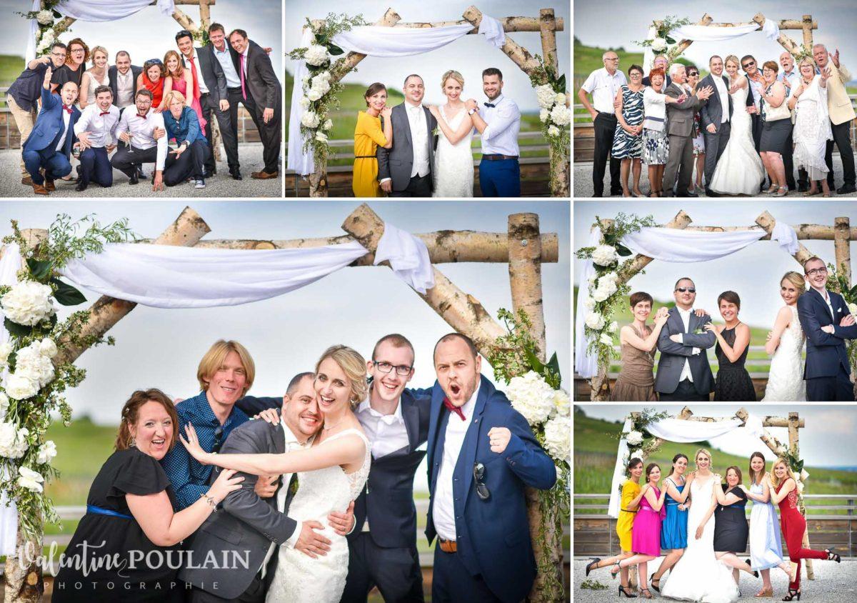 Mariage wedding planner - Valentine Poulain amis