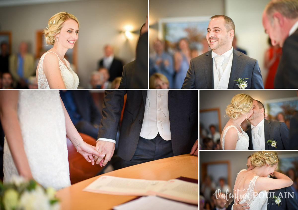 Mariage wedding planner - Valentine Poulain mairie Horbourg