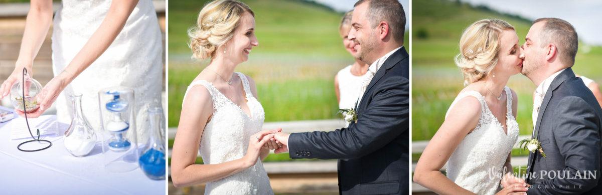 Mariage wedding planner - Valentine Poulain cérémonie laïque Val Vignes oui