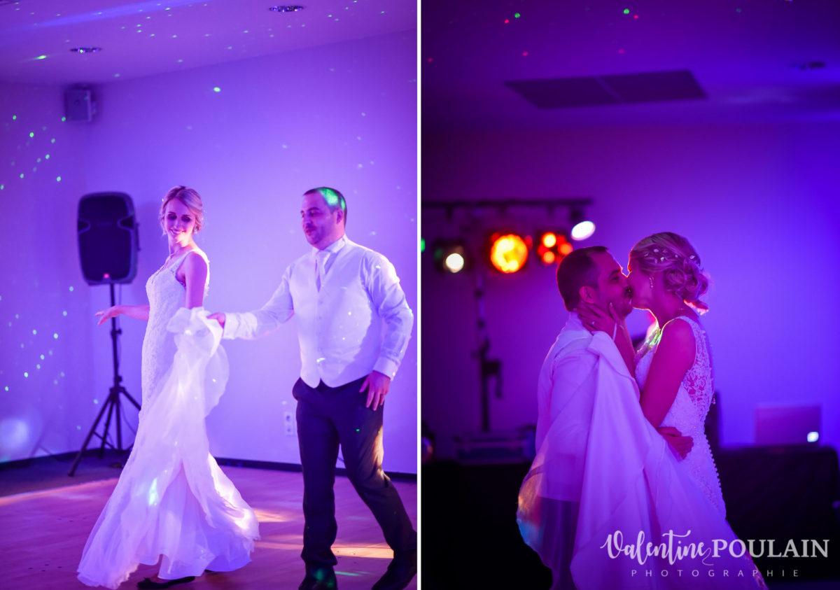 Mariage wedding planner - Valentine Poulain danse