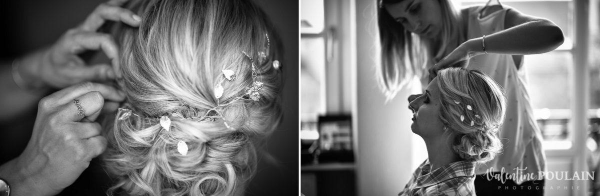 Mariage wedding planner - Valentine Poulain maquillage