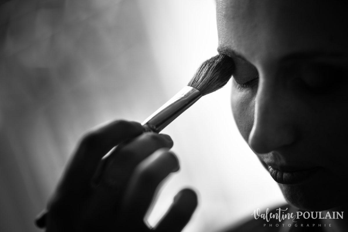 Mariage wedding planner - Valentine Poulain make up