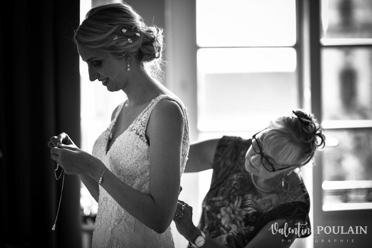 Mariage wedding planner - Valentine Poulain maman