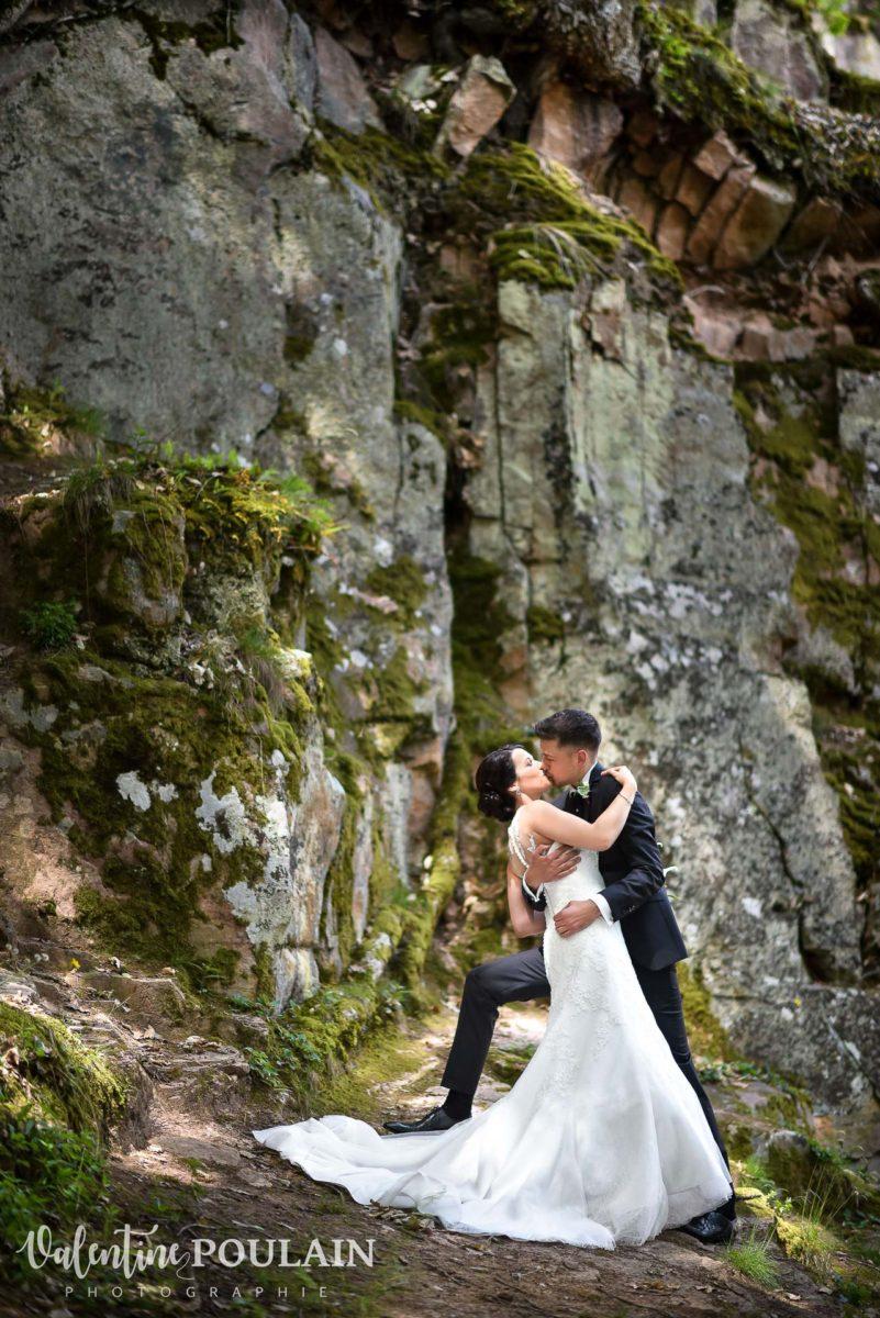 Mariage conte de fée rock - Valentine Poulain