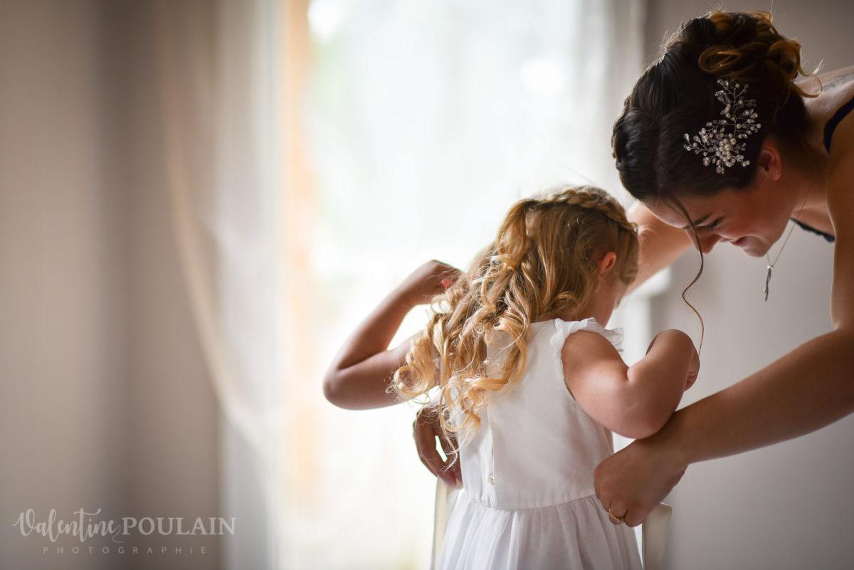 Mariage émotions Moosch habillage - Valentine Poulain