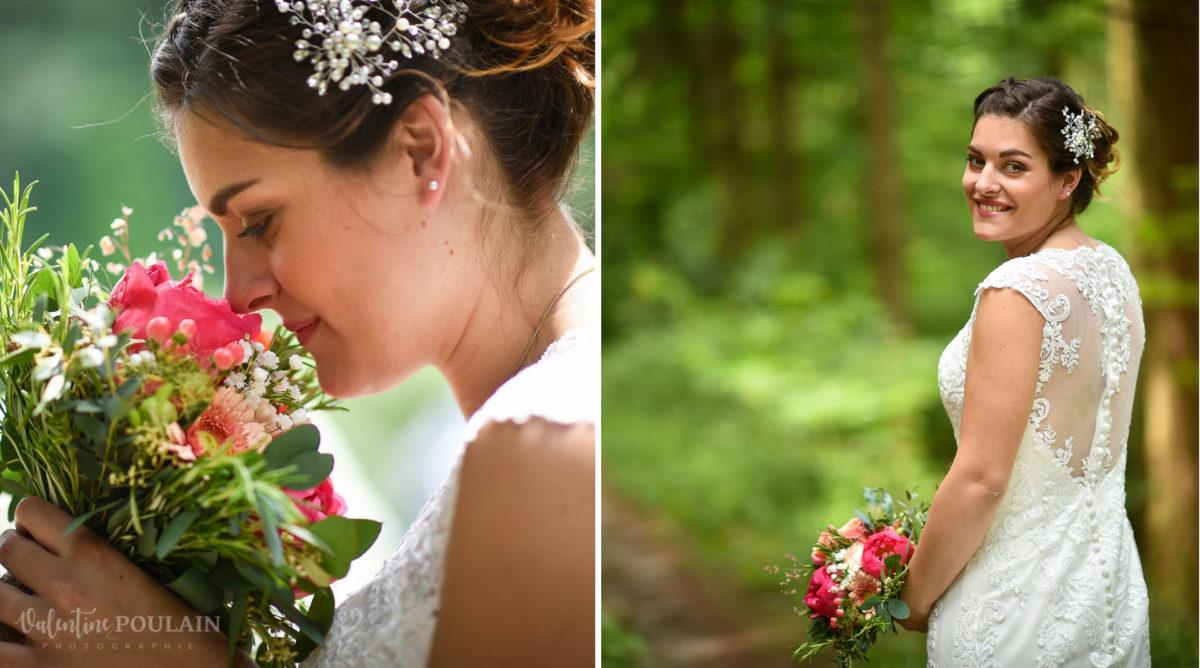 Mariage émotions Moosch fleurs - Valentine Poulain