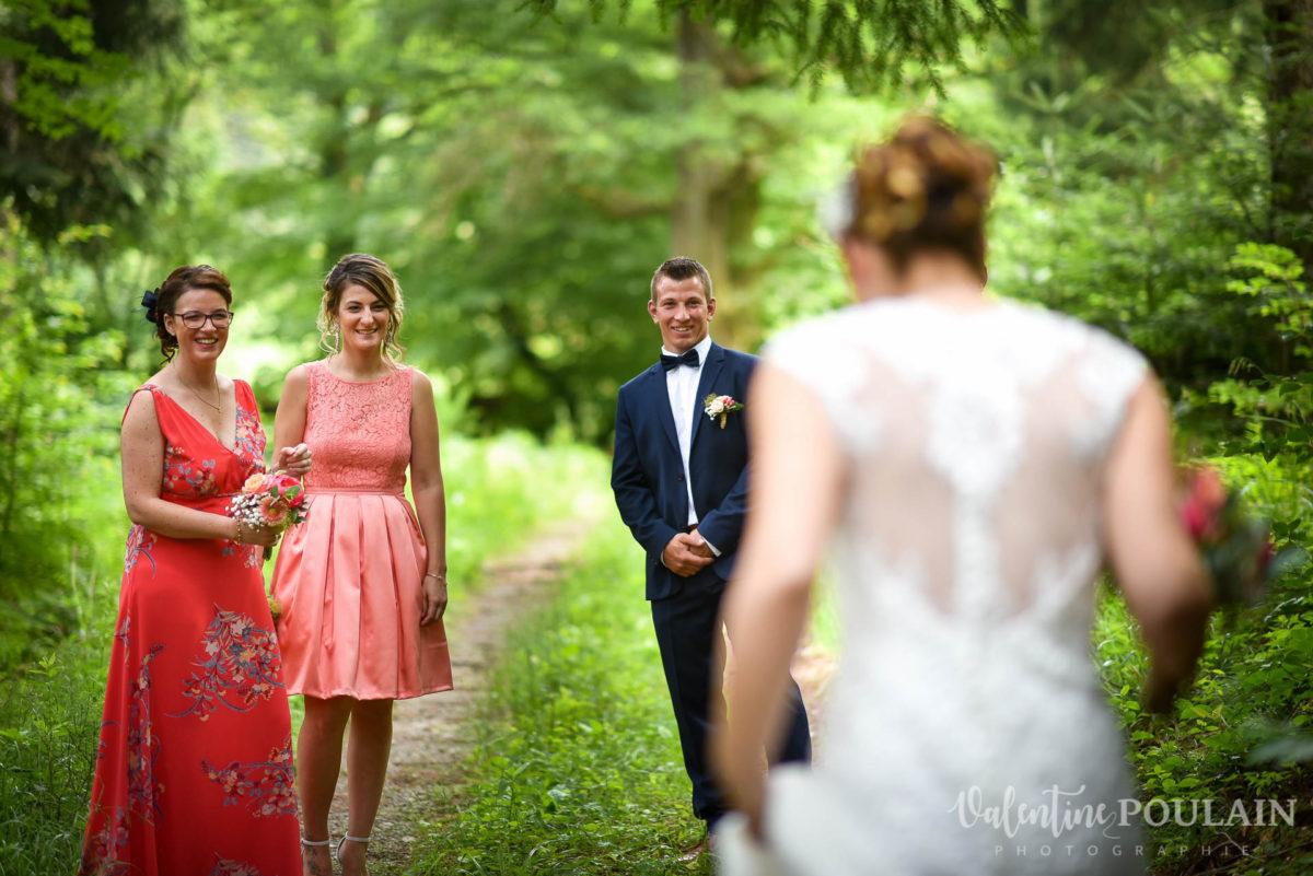 Mariage émotions témoins - Valentine Poulain