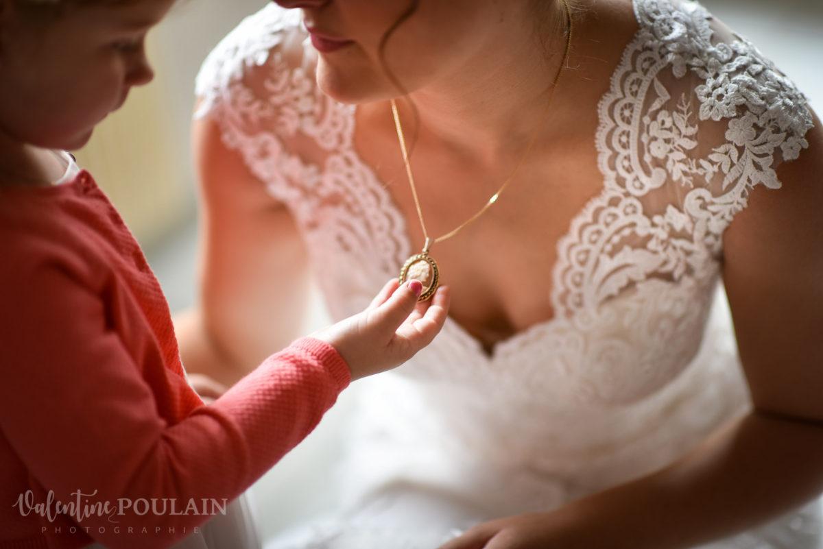 Mariage émotions Moosch collier - Valentine Poulain