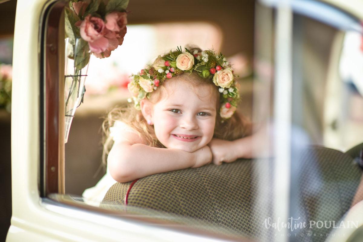 Mariage émotions famille enfant - Valentine Poulain