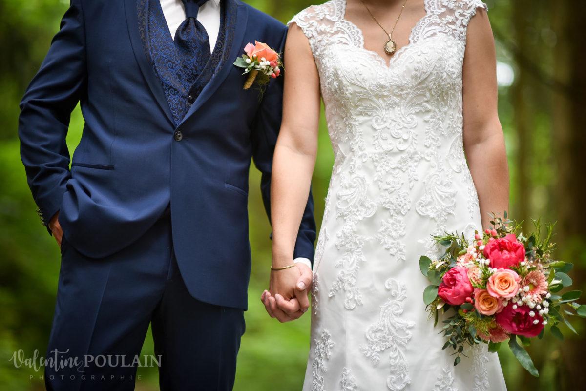 Mariage émotions Moosch tenues - Valentine Poulain