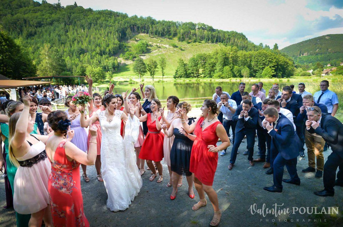Mariage émotions famille Moosch - Valentine Poulain fête