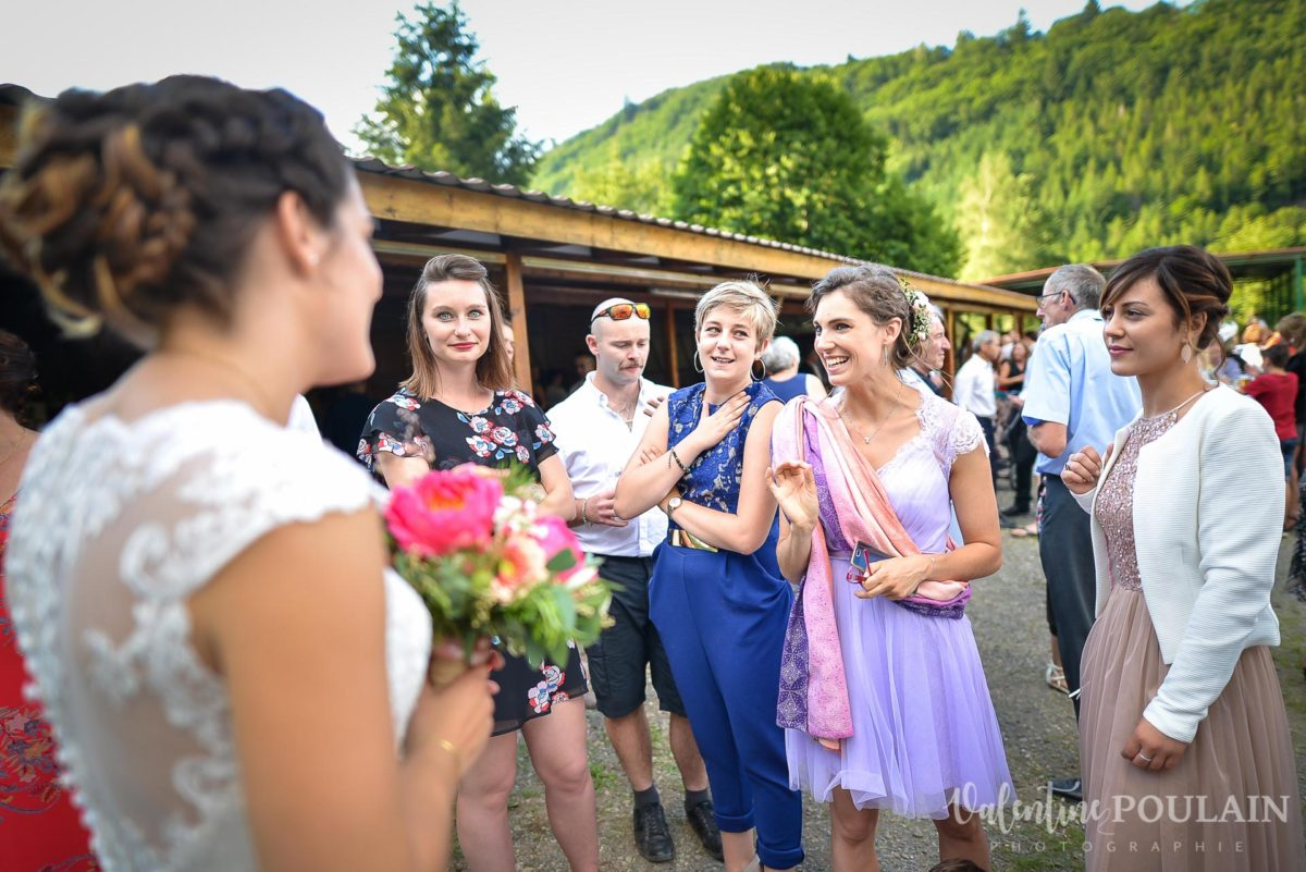 Mariage émotions famille Moosch - Valentine Poulain amies