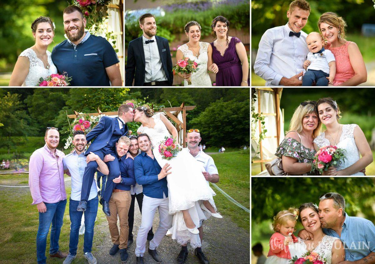 Mariage émotions famille Moosch - Valentine Poulain vin d'honneur