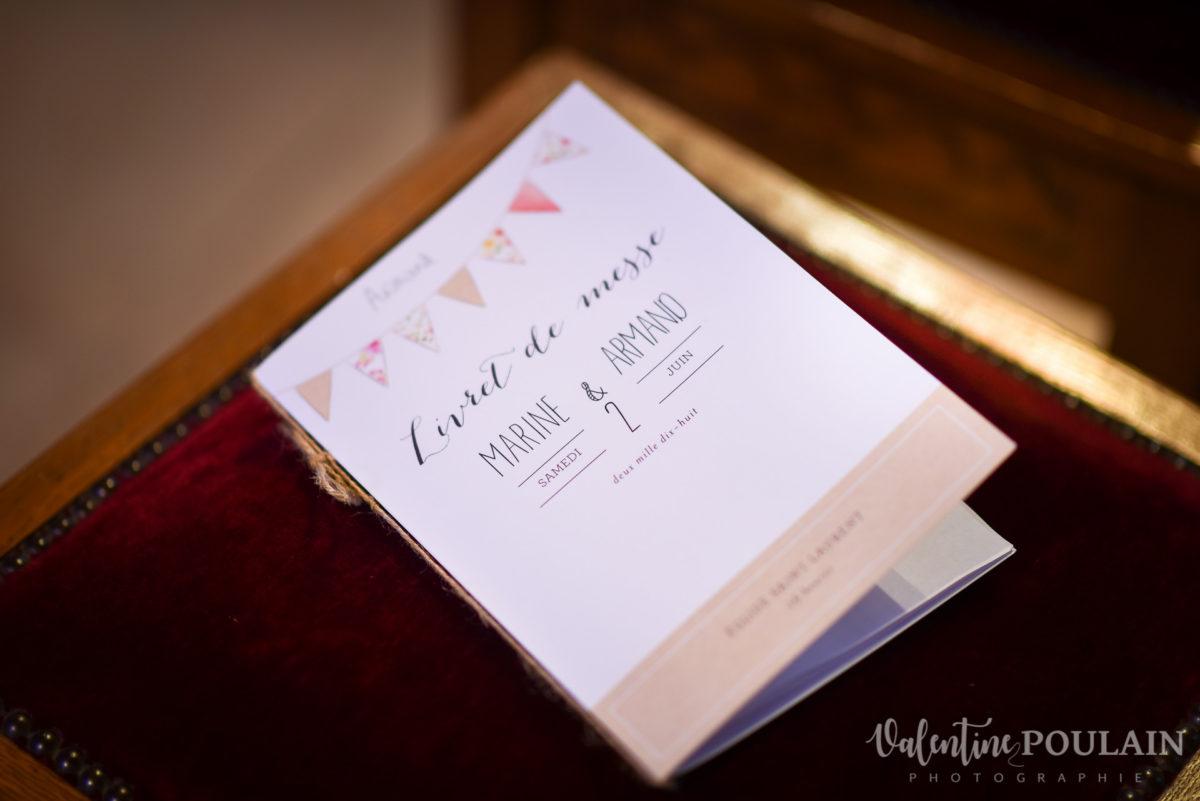Mariage grange - Valentine Poulain livret