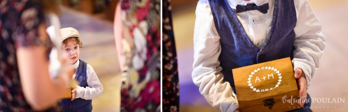 Mariage grange - Valentine Poulain alliances