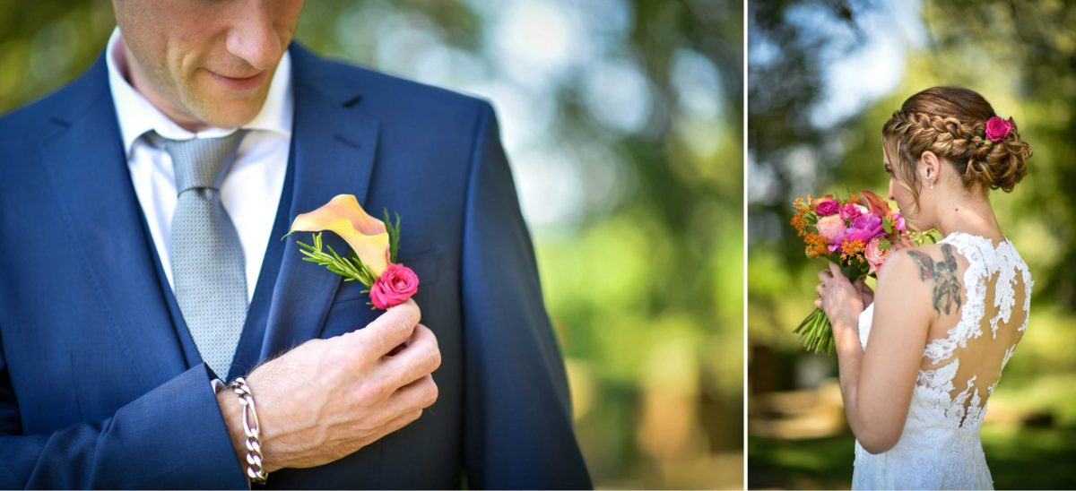 Mariage sportifs - Valentine Poulain musique