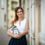 Portrait corporate extérieur - Valentine-Poulain simple